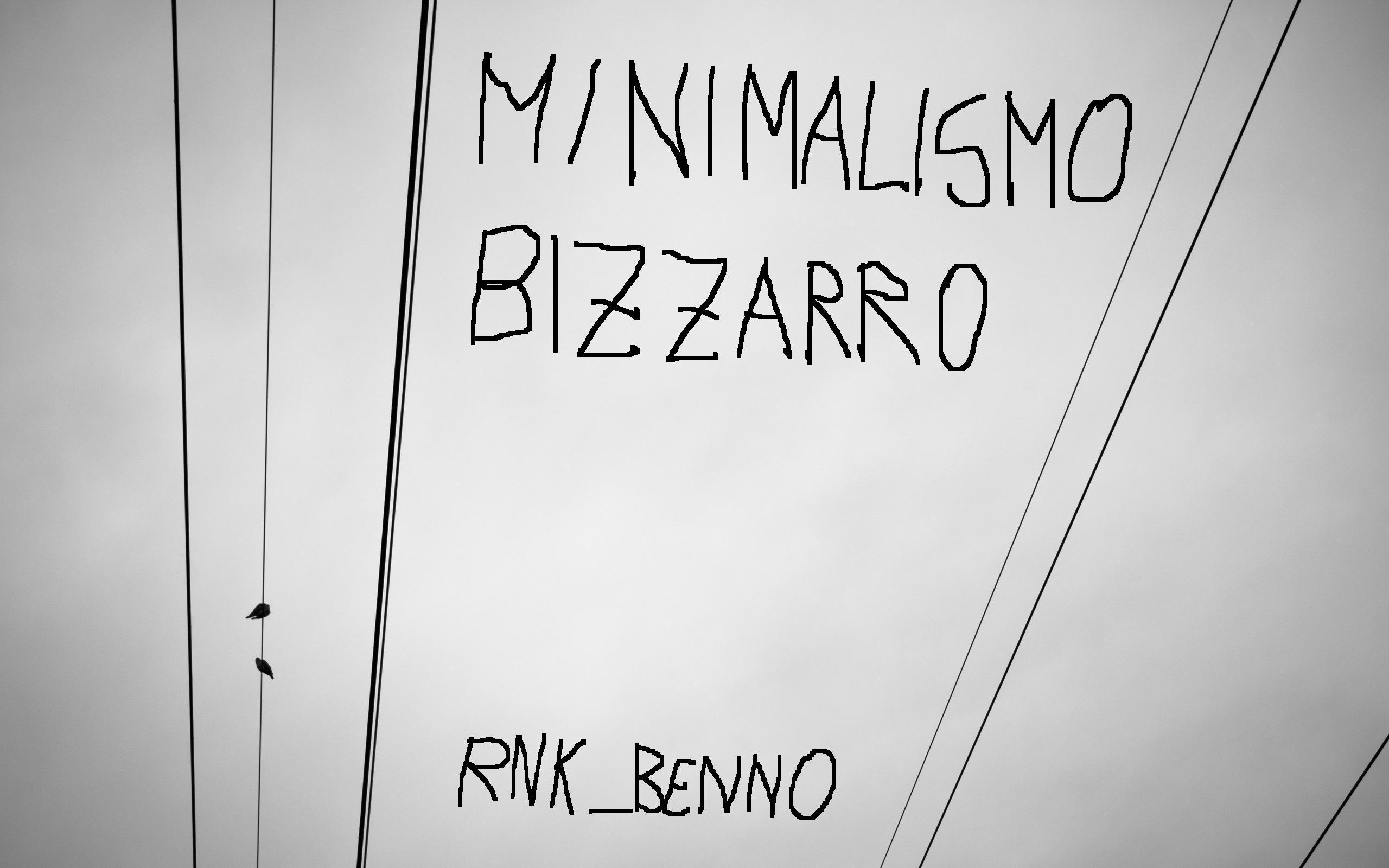 minimalismobizzarro1