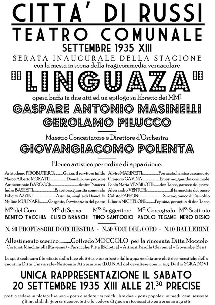 linguaza 1935